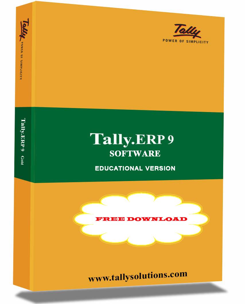 Tally ERP 9 crack file